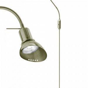 Globen Lighting Lattiavalaisin Messinkiä