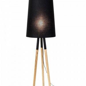 Globen Lighting Lattiavalaisin Musta