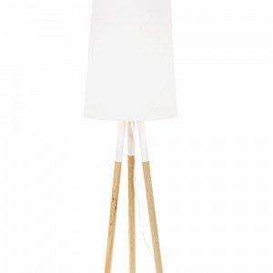 Globen Lighting Lattiavalaisin Valkoinen