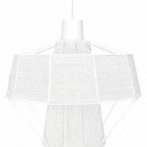 Globen Lighting Layer Kattovalaisin Valkoinen