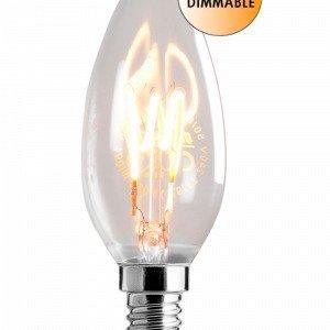 Globen Lighting Led Soft Filament Lamppu Himmennettävä Kirkas