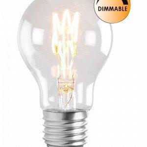 Globen Lighting Led Soft Filament Lamppu Himmennettävä Kirkas Normaali