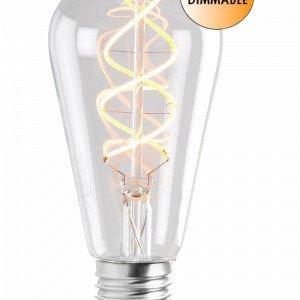 Globen Lighting Led Soft Filament Lamppu Himmennettävä Kirkas Uniterm E27