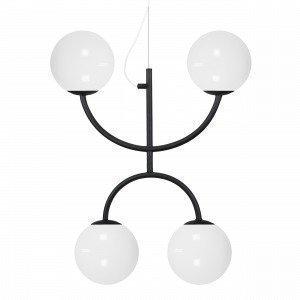 Globen Lighting Luna X Riippuvalaisin Musta