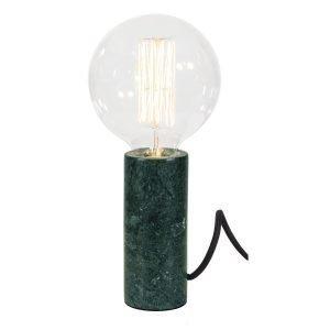 Globen Lighting Marble Pöytävalaisin Vihreä Marmori