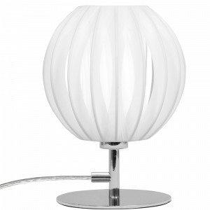 Globen Lighting Mini Pöytävalaisin Muovinauha Kromi