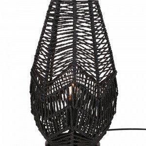Globen Lighting Missy Pöytävalaisin Musta