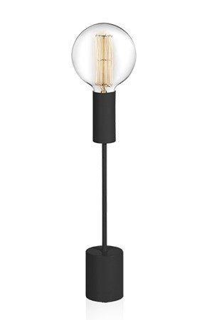 Globen Lighting Pöytävalaisimenjalka Bright Musta