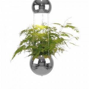 Globen Lighting Planter Ikkunavalaisin Kromia