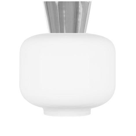 Globen Lighting Ritz Plafondi Valkoinen-Kromi
