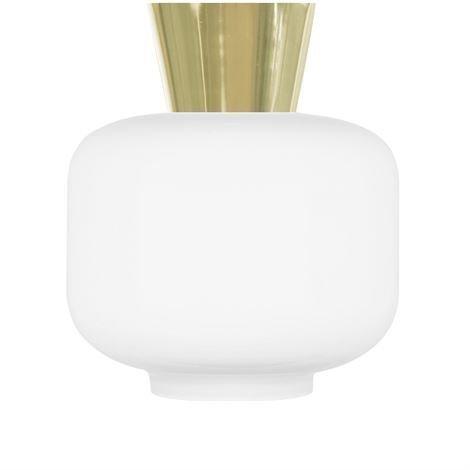 Globen Lighting Ritz Plafondi Valkoinen-Messinki