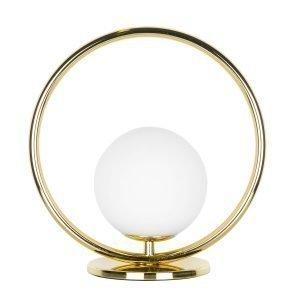Globen Lighting Saint Mini Pöytävalaisin / Seinävalaisin Messinki