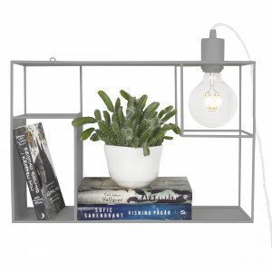 Globen Lighting Shelfie Valaisin / Seinähylly