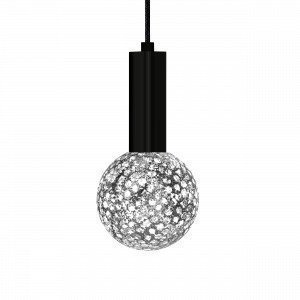 Globen Lighting Torch Ikkunavalaisin Musta
