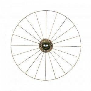Globen Lighting Wheel Plafondi / Seinävalaisin Messinkiä