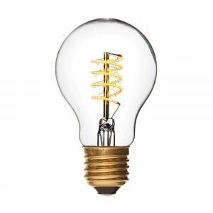 Gn Lamppu Led 4w 250lm De Lux Spiral Himmennettävissä E27