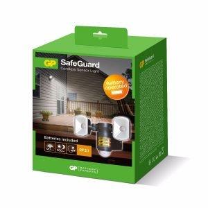 Gp Safeguard Rf 2.1 Ulkovalaisin 120 Lm
