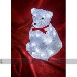 HÜ Akryylikoriste Karhu Led Valoilla
