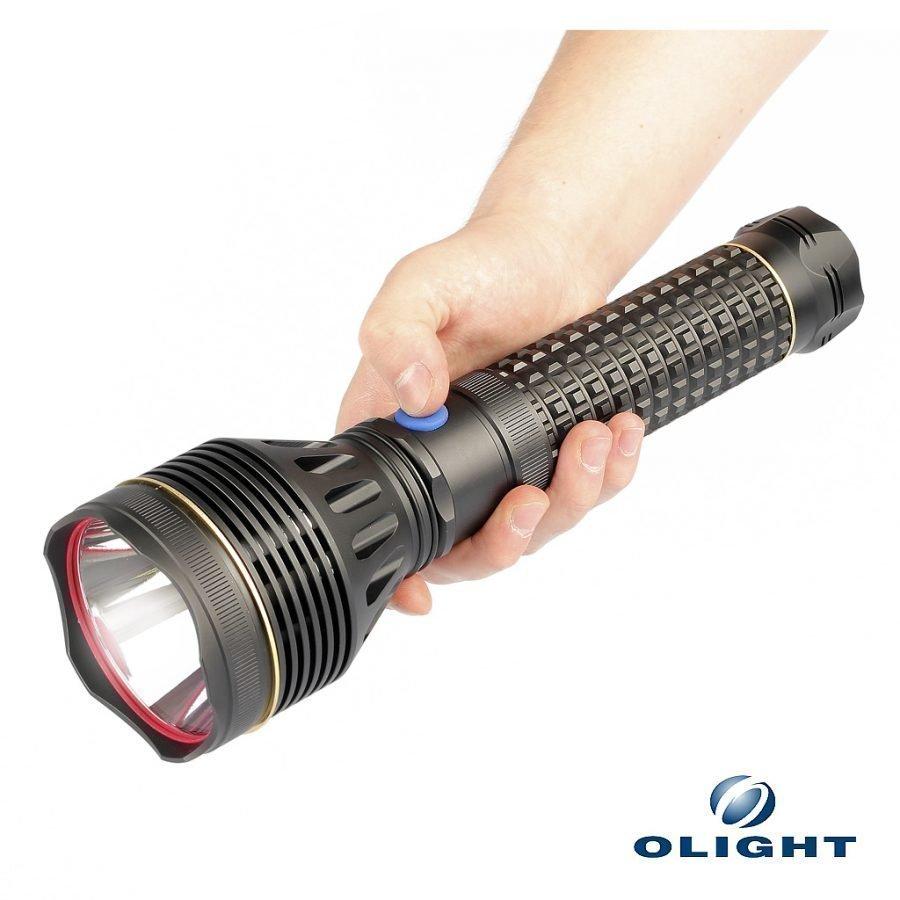 Hakuvalo Olight SR95 Intimidator 2000 lm
