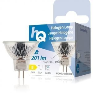 Halogeenilamppu MR11 GU4 20 W 201 lm 2800K