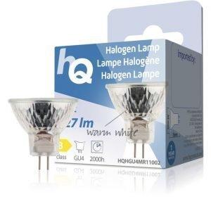 Halogeenilamppu MR11 GU4 35 W 427 lm 2800K
