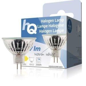 Halogeenilamppu MR16 GU5.3 35 W 427 lm 2800K