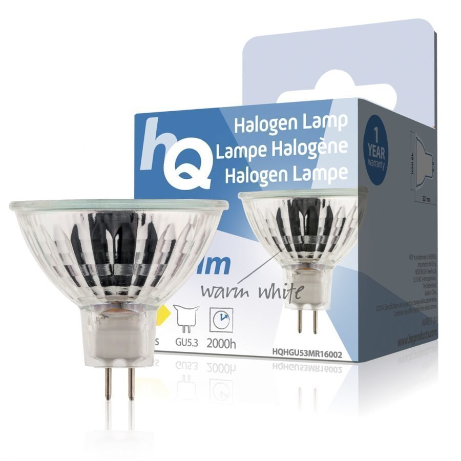 Halogeenilamppu MR16 GU5.3 50 W 673 lm 2800K