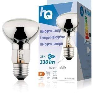 Halogeenilamppu R63 E27 28 W 330 lm 2800K