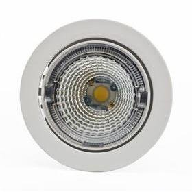 Hella LED-kohdevalaisin Universal Design Spot S100 8W 60° 2900K valkoinen/valkoinen sisä