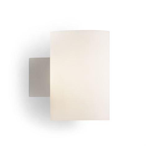 Herstal Evoke Seinävalaisin Iso Valkoinen-Valkoinen Lasi