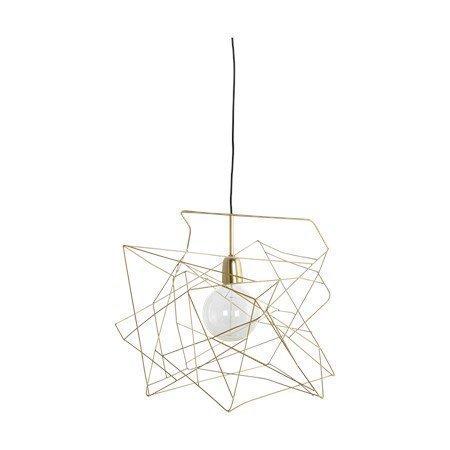 House Doctor Asymmetric Lampunvarjostin Kupari 45x45 cm