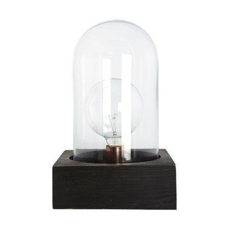 House Doctor Bell Lamppu Musta 23x23 cm