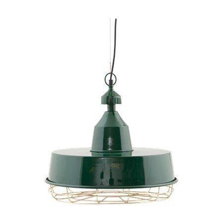 House Doctor Gasby Lamppu vihreä/messinki 40 cm