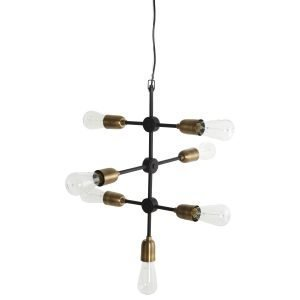 House Doctor Molecular Kattovalaisin 7 Lamppua