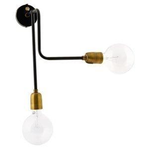 House Doctor Molecular Seinävalaisin 2 Lamppua