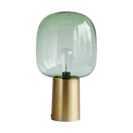 House Doctor Note Lamppu vihreä/messinki 28 cm