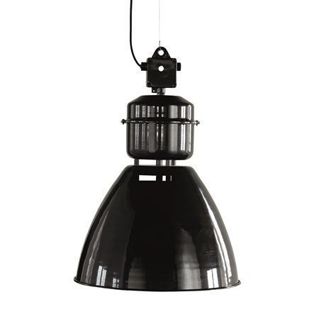 House Doctor Volumen Lamppu Musta 54 cm