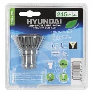 Hyundai Led Lamppu Kohde 4w 245lm