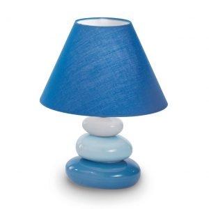 Ideal Lux Blu Pöytävalaisin