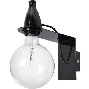 Ideal Lux Minimal Ap1 Seinävalaisin Musta