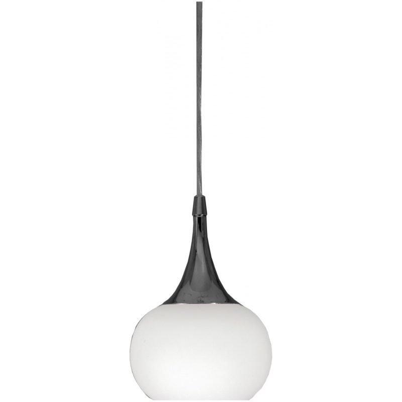Ikkunavalaisin Aneta Globus Ø 130x165 mm valkoinen