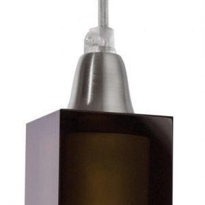 Ikkunavalaisin Kuben 60x60x90 mm lasi musta