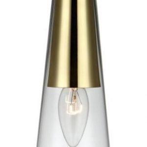 Ikkunavalaisin Mick Ø 90x300 mm kulta/kirkas lasi
