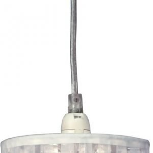 Ikkunavalaisin Scan Lamps Vendela Ø 130x130 mm valkoinen