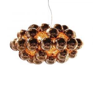 Innermost Beads Octo Large Riippuvalaisin Kupari