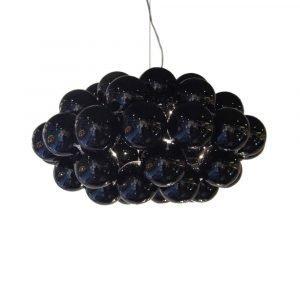 Innermost Beads Octo Large Riippuvalaisin Musta