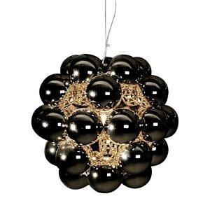 Innermost Beads Penta Small Riippuvalaisin Musta