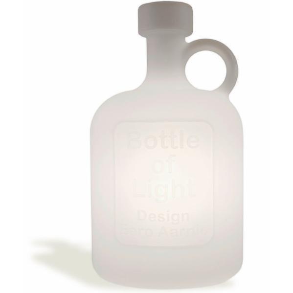 Innolux Bottle of Light pöytävalaisin