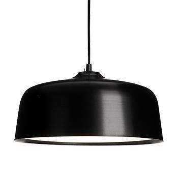 Innolux Candeo kirkasvalolamppu (musta)