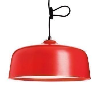 Innolux Candeo kirkasvalolamppu (punainen)